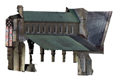 Photogrammetry for historic buildings